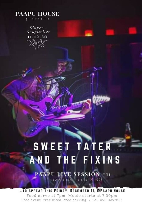#11 Sweet tater & the Fixins